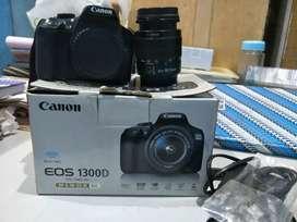 Kamera Canon 1300D