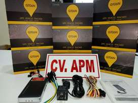 Agen GPS TRACKER gt06n pengaman mobil rental/taxi online, free server