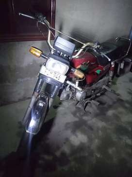 Road prince model 2013 rs19000 condition is ok