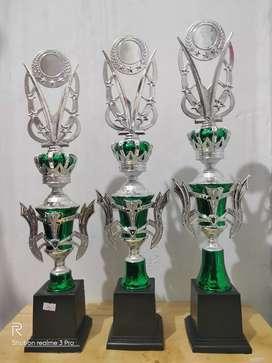 Piala Trophy BT 053S (Hijau,Merah, Biru)