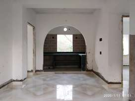 A new 3bhk flat available for sale at new town action area 1.