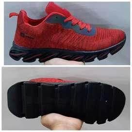 Jual sepatu olaraga+casual#adidas marathon VX sole empuk, new*ready*