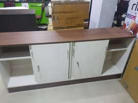 WoodWare Brand new Cabinet w sliding door Last 2 peices
