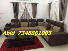 AS01 corner sofa set branded color design 3 years warranty latest