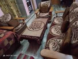 Furniture.. brown sofa set