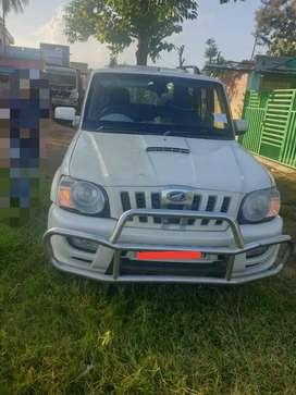 Mahindra Scorpio VLX 2WD Airbag BS-III, 2014, Diesel