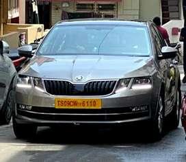 Skoda Octavia l&k 2020 Petrol 10000 Km Driven .