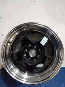 Cicilan 0% VELg mobil racing ring15 import PCD 8×100-114,3 DP 10%
