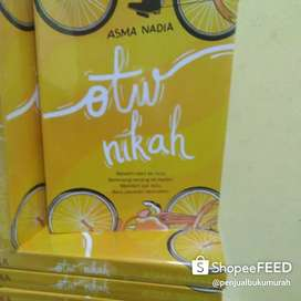 Novel OTW NIKAH