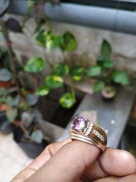 Batu ametys / kecubung brazil