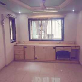 1bhk furnished flat on sell in Dombivali west