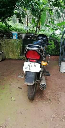 Hero honda passion  good condition, urgent sale