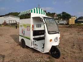Brand New Electronic Rickshaw