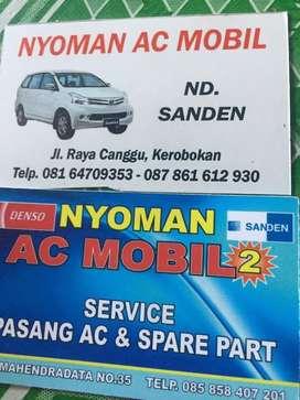 Dijual spare part Ac Mobil
