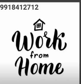 Jobs for retired employed ,home makers,students etc