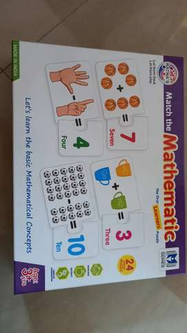 Mathematics puzzle