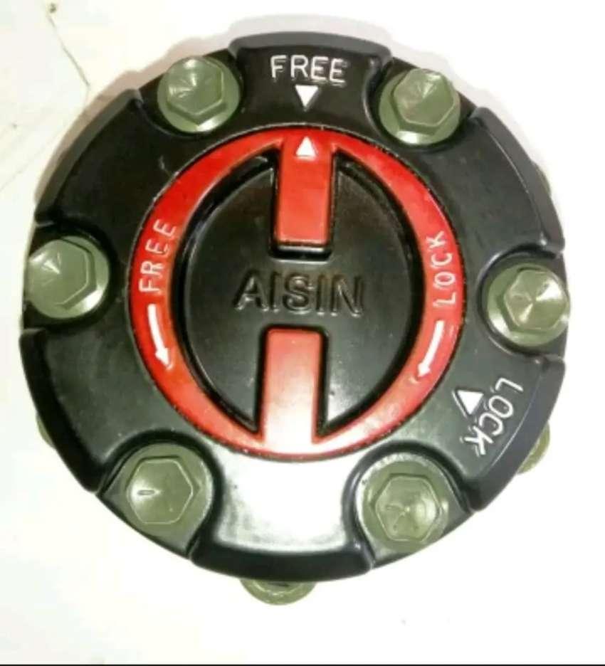 Freelock isuzu trooper 0