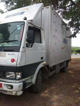 TATA 709 EX 2 With Container
