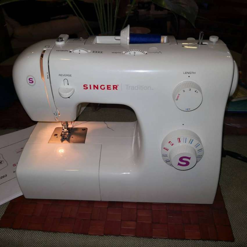 SINGER TRADITION MODEL 2263 0