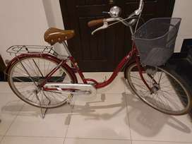 Japanese cycle with good condition