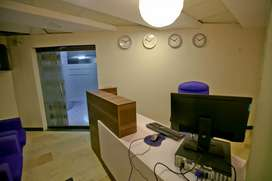 Furnished Private & Dedicated Offices | CoWorking Space |  Karachi