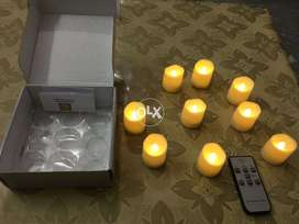 LED Candles (Remote control)