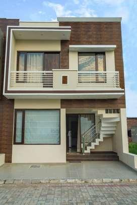 Villa 3 BHK for sale near chandigarh zirakpur airport road mohali