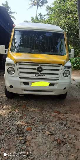Force Motors Force One 2011 Diesel Good Condition