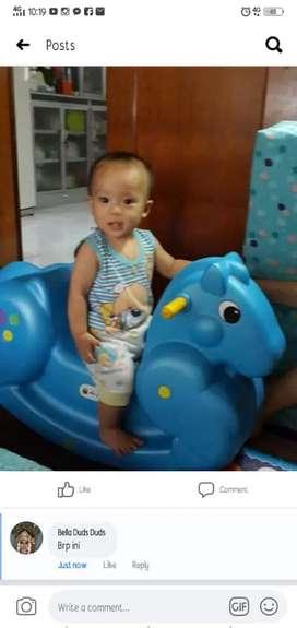 Jual Murah Mainan kuda anak
