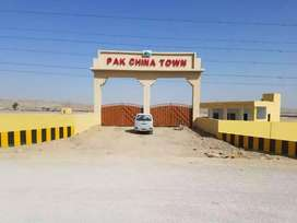 Plots For Sale in Pak China Town
