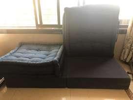 Set of Floor cushions