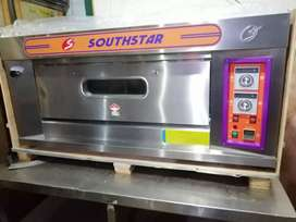Southstar pizza oven imported dough mixer chees crusher hot case