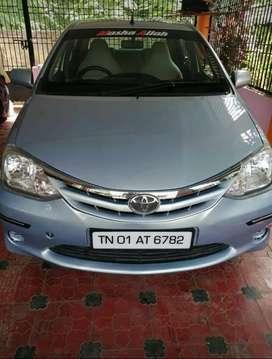 Toyota Etios GD 2013.. Very Good Condition