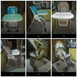 Baby chair stroler Chico ( eropa)