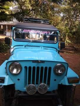 1998 Mahendra jeep. Documents clear