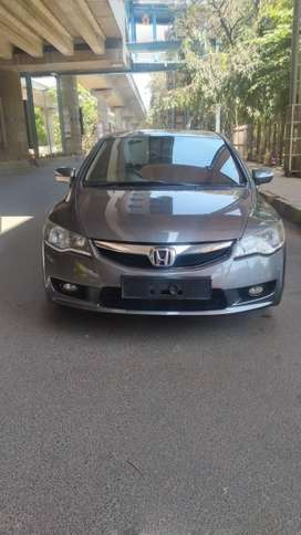 Honda Civic 1.8 V MT, 2011, Petrol