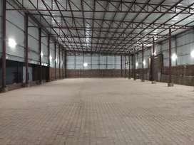 Warehouse Plot available for Sale on DCM road opp Multimetals ltd Kota