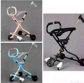 Exotic Magic Stroller Micro Trike LW 629-1 Kereta Sepeda Dorongan Anak