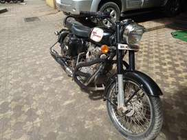 Royal Enfield good condition... Fix ret.. 1st onwer
