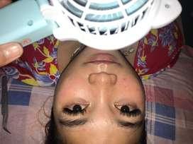 eyelash extension (bulu mata )