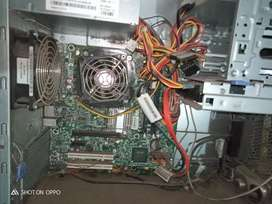 Core2duo 3gb ram.and 250gb harddisk