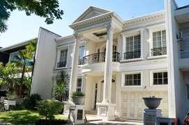Dijual Rumah Mewah Classic Modern VBR3 15x25 Ideal Utk CrazyRichSby