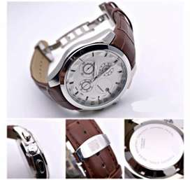 Premium leather watches used unused CASH ON DELIVERY price negotiable.