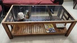 Center table for sofas