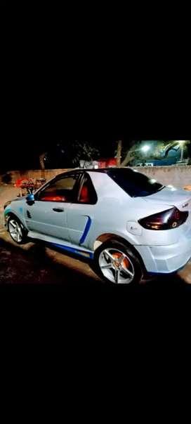 Modify car good candition charo alloy wheel