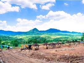 Tanah Kavling Murah Strategis Nempel jalan aspal