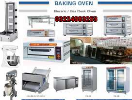Pizza oven sharwama counter charge machine slush cone tawa pan rolling