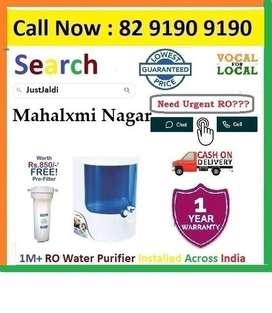 """Mahalxmi Nagar9L Dolphin RO Water Purifier Water Filter  Click On """"Cal"""