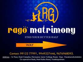 Wanted in Rago matrimony