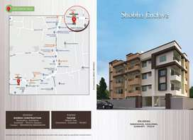 1st floor 1nos 3bhk . 2nd floor 1nos 3bhk.1st floor 2nos 2 bhk
